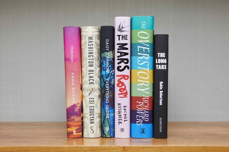 The 2018 Man Booker Prize shortlist