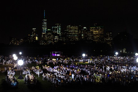 Dîner en Blanc, New York City