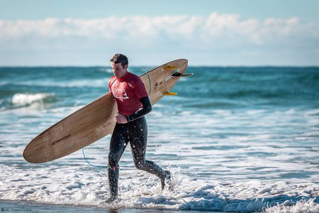 Norway actually has a great surfing tradition