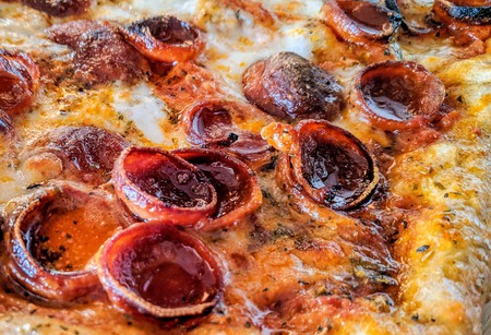 Pizza © Dale Cruse / Flickr