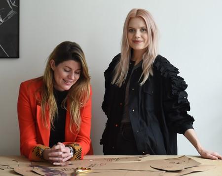 Co-founders Linn Norström Weile and Julie Brøgger