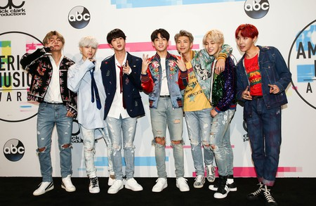 BTS continue to set new records