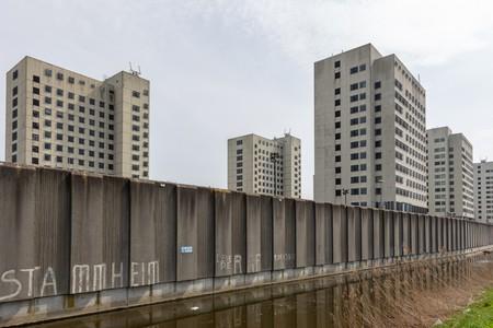 Former prison of Bijlmerbajes, Amsterdam