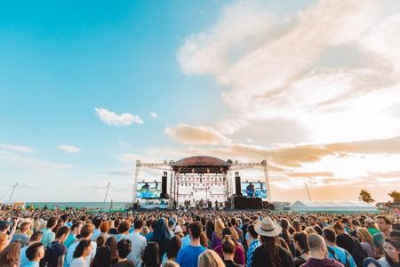 Summertime vibes at St Kilda Festival