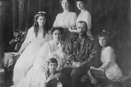 Romanov Family, 1913