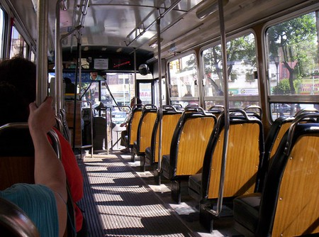 Solidarity reigns on public transport in Buenos Aires