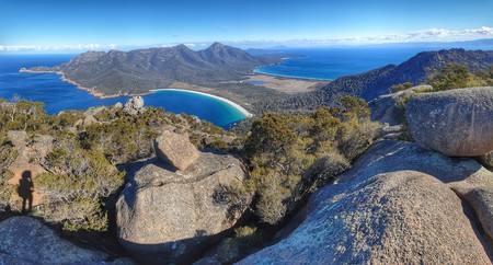 Wineglass Bay views
