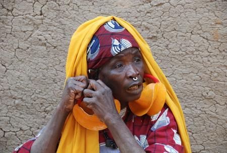 A Fulami woman