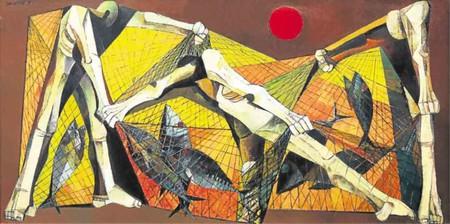 'The Fishermen', 1981