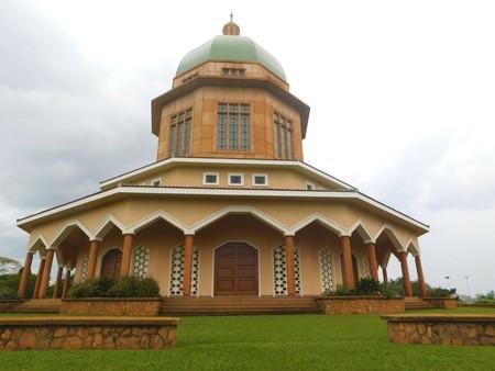 Bahá'í Temple in Kampala, Uganda
