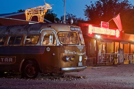 The Broken Spoke Bar and Dancehall - Austin, Texas, USA.