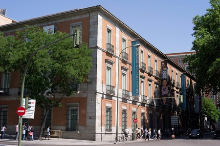 Thyssen-Bornemisza Museum, Madrid