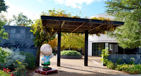 The Charles M Schulz Museum