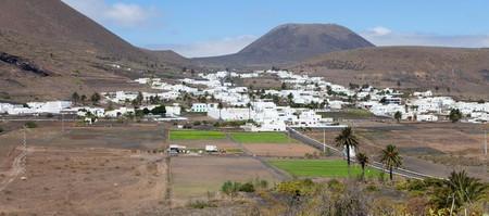 Maguez village Lanzarote Spain