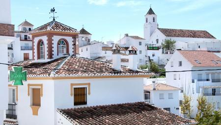 Sedella, Malaga, Spain.