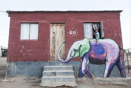 Falko artwork in Garies