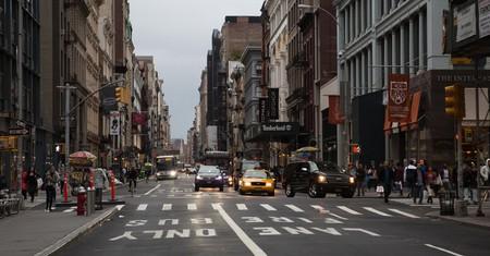 Broadway in SoHo, Manhattan