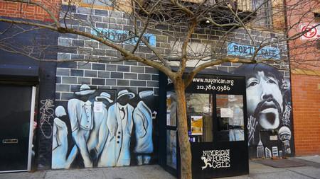 Exterior of Nuyorican Poets Cafe