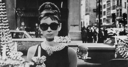 Audrey Hepburn in 'Breakfast at Tiffany's'