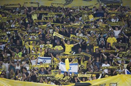 Beitar Jerusalem supporters