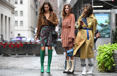 New Yorkers set their own trends when it comes to street style