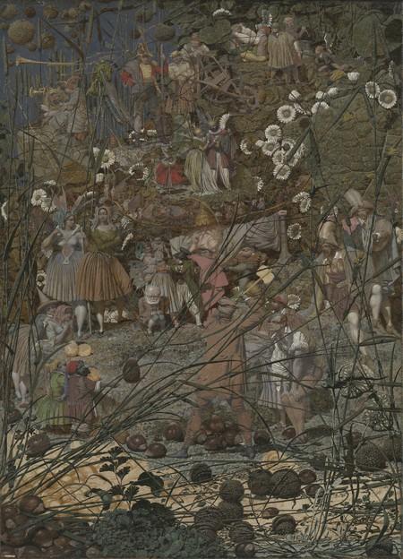 Richard Dadd, 'The Fairy Feller's Master-Stroke', 1855-64