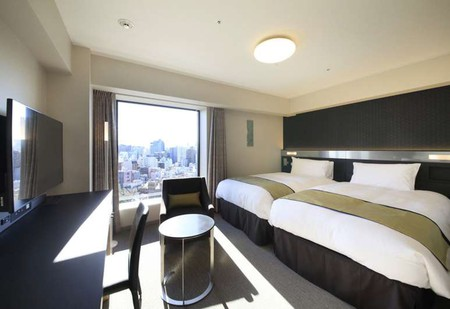 The Richmond Hotel Premier Asakusa International is popular with business and leisure travellers