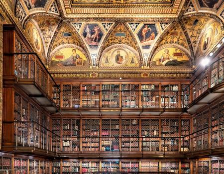 Morgan Library, Manhattan, New York City