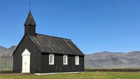 Búðir Church, Iceland