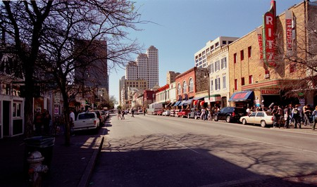 6th Street in Austin, Texas