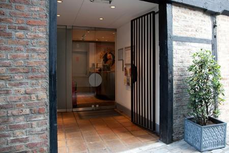 Handel House Museum, Mayfair, London. Image shot 2011. Exact date unknown.