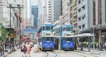 Get a flavour for the city with a walk on the streets of Sheung Wan