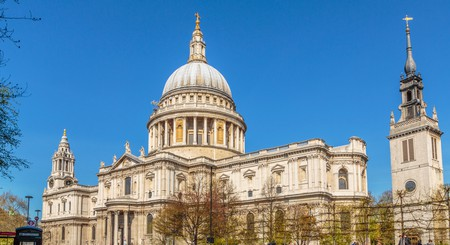 Visit St Paul's Cathedral on your trip to London