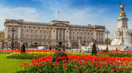 Buckingham Palace has 760 windows that are cleaned every six weeks