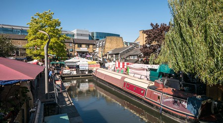 North London is home to an array of attractions, including Camden Market