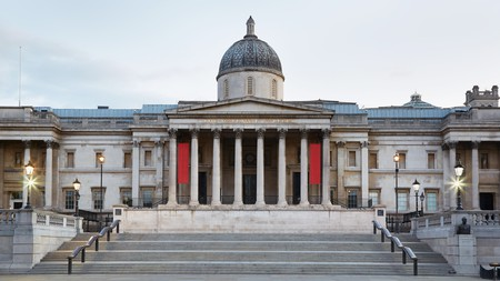 The National Gallery, London, England