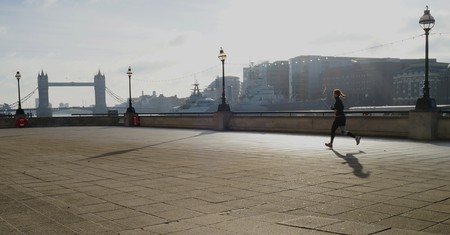 London is the perfect place to pick up your pace