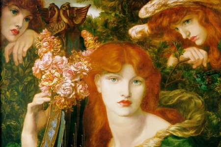The Pre-Raphaelites revelled in the wonders of nature