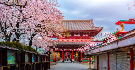 Sensō-ji is the oldest temple in Tokyo
