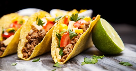 Tacos are the classic cheap eat for the on-the-go lifestyle
