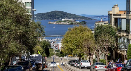 Nob Hill is home to iconic hotels and soaring views