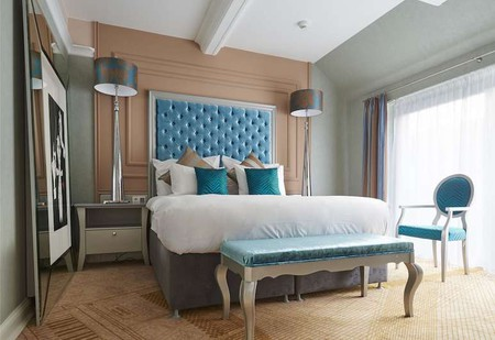Luxury room at Aria Hotel Budapest by Library Hotel Collection