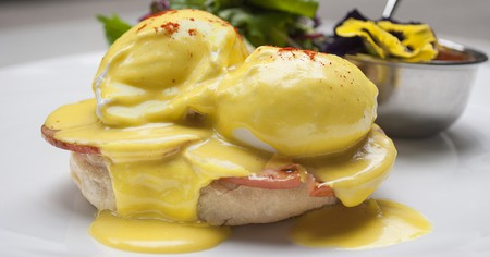Head to Babu Ji for some aloo naan benedict