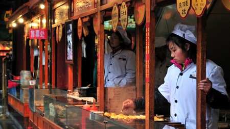 Shanghai offers an abundance of delicious street food