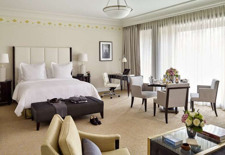 Suite at the Four Seasons Hotel Gresham Palace Budapest