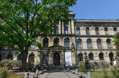 Berlin's Natural History Museum is a great family-friendly option