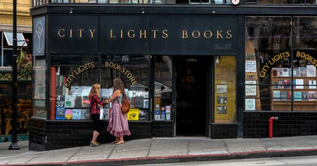 City Lights is an independent, iconic, must-visit bookstore in San Francisco