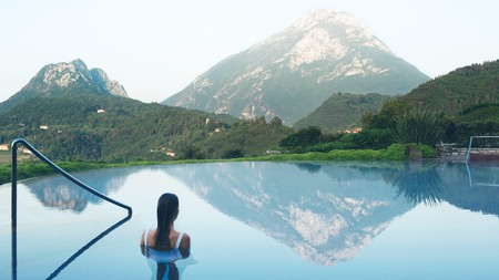 The Lefay Resort and Spa conjures thoughts of the sublime