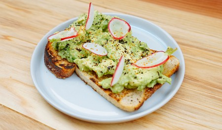 Avocado Toast at All Time