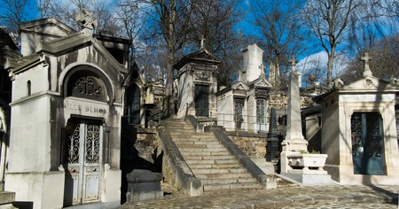 Père Lachaise cemetery attracts more than 3.5 million visitors each year
